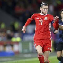 Bale salvó a Gales de la derrota ante Croacia