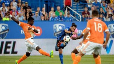 Ante la ausencia de Drogba, Matteo Mancosu anota un golazo para victoria 1-0 de Montréal sobre Houston