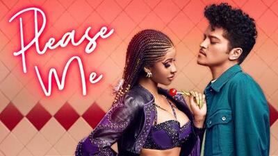 "Cardi B and Bruno Mars drops ""Please Me"" music video"
