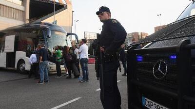 Madrid tendrá el mayor dispositivo de seguridad jamás visto para la Final de la Champions League
