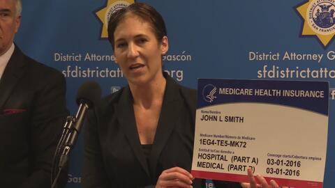 Autoridades de San Francisco alertan por estafas en cambios al programa Medicare