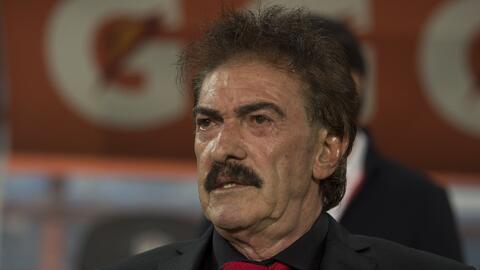 Ricardo La Volpe comentó que no tiene sentido criticar al VAR