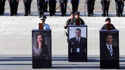 Cierre parcial del gobierno de EEUU impide colaborar en la investigación del accidente aéreo donde murió la gobernadora de Puebla