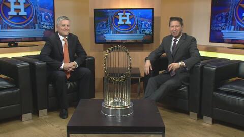 """""""Este era un año en el que queríamos traerle a la ciudad de Houston la Serie Mundial"""": Gerente general de los Astros"""