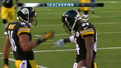Touchdown de Antonio Brown
