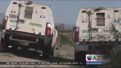 Inmigrante salvadoreño violado en el desierto