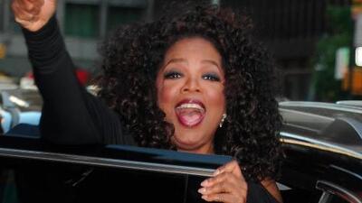 Oprah Winfrey invierte en Weight Watchers