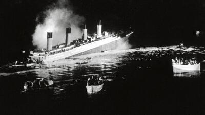 Cuando se fue al fondo el barco 'insumergible': se cumplen 107 años del hundimiento de Titanic (fotos)