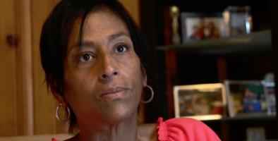 """Así es el duelo de la madre de una víctima de la Mara Salvatrucha: """"Ella es una policía en el cielo"""""""