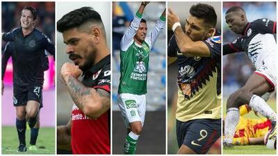 Los 5 grandes goles que nos dejó la jornada 8 de la Liga MX