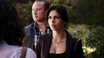Brenda le hizo creer a Mariana que su hermano Luis está muerto