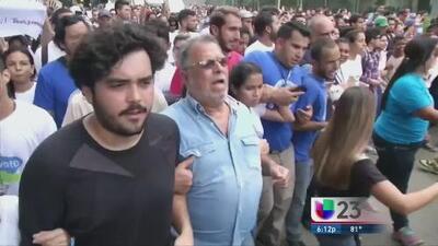 OEA invoca carta democrática contra Venezuela