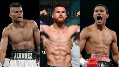 Comandado por Canelo, el boxeo latinoamericano promete mejorar en 2019