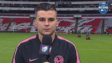 """Benedetti no salió totalmente satisfecho del Azteca: """"Pudimos haber goleado a Chivas"""""""