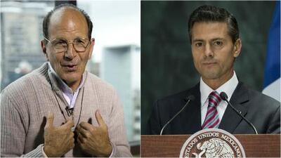 """""""Para mí, Enrique Peña Nieto es el peor presidente que hemos tenido en la historia"""": padre Solalinde"""