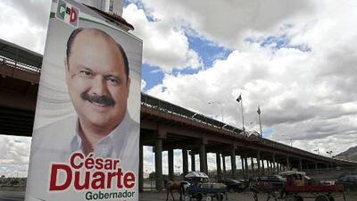Procuraduría de México no actuará contra el exgobernador César Duarte por lavado de dinero
