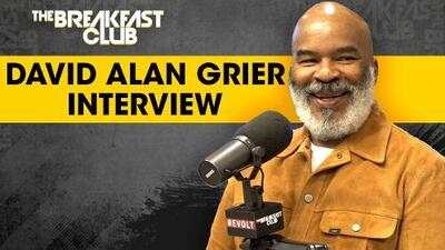 David Alan Grier Talks Sitcoms, Sketch Comedy, 'The Cool Kids' + More
