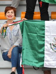 during the game Mexico vs China, Corresponding to Group C of the XLVII Torneo Esperanzas de Toulon France2019 (Turnoi Maurice Ravello), at Stade Jules Ladoumeguel, Vitrolles, France, on June 9, 2019. <br><br> durante el partido México vs China, Correspondiente al Grupo C del XVLII Torneo Esperanzas de Toulon Francia 2019 ( Turnoi Maurice Ravello), en Stade Jules Ladoumeguel, Vitrolles, Francia, el 09 de Junio de 2019.