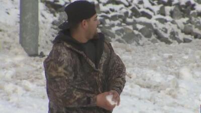Tormenta invernal sorprende a residentes de Placerville