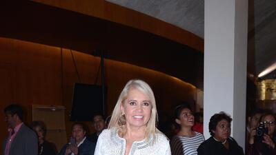 Carla Estrada inicia con las grabaciones de su nueva serie