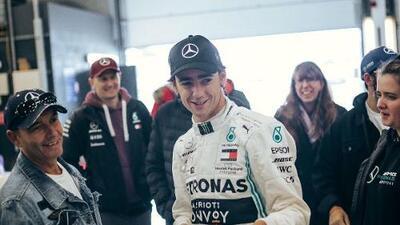 Esteban Gutiérrez probará el auto de Mercedes para la Fórmula E