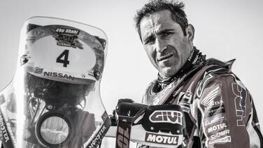 Se cancela la 8a etapa del Dakar por la muerte de Gonçalves