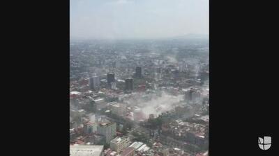 A un mes del terremoto que dejó más de 350 muertos en México, recordamos lo que sucedió