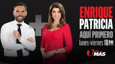 UniMás estrena noticiero nocturno con Patricia Janiot y Enrique Acevedo