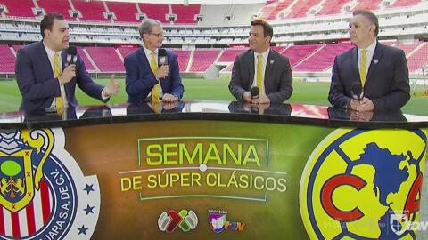 Chivas vs. América: ¿qué equipo llega con más presión? ¿qué pasará si América vuelve a ganar?