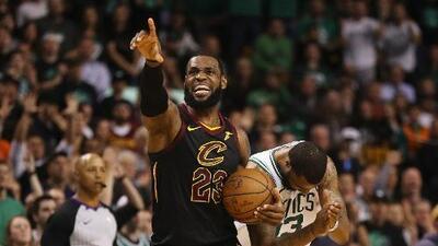 El 'Rey' y los Cavs regresan a las Finales de la NBA tras apretado Juego 7