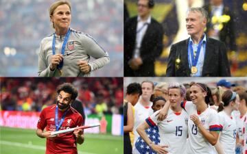 Estos son los nominados al premio FIFA The Best 2019