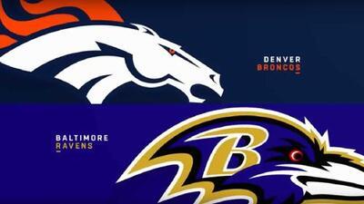Highlights: Denver Broncos 14-27 Baltimore Ravens | Semana 3