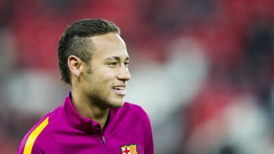 Neymar felicita a Stephen Curry en su cumpleaños