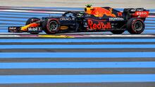 Red Bull se apodera de las segundas prácticas libres del GP de Francia