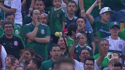 Los abucheos que amargaron la fiesta de despedida de la Selección Mexicana