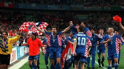 Federación de Croacia invita a toda la generación de 1998 a presenciar la Final