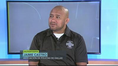 Al Punto DFW: Jaime Castro