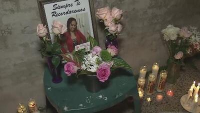 Realizan vigilia por la madre de tres hijos asesinada en Kearny, Nueva Jersey