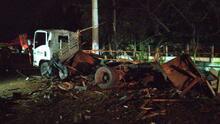 3 muertos y 10 heridos deja un atentado con explosivos en una estación de policía en el suroeste de Colombia
