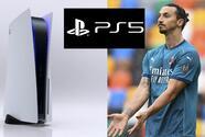 'Zlatan Claus' regala PlayStation 5 a sus compañeros del AC Milan