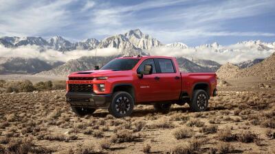 La nueva Chevrolet Silverado HD 2020 es la pickup más poderosa de EEUU