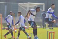 Edgar Méndez no se va y regresa a los entrenamientos de Cruz Azul