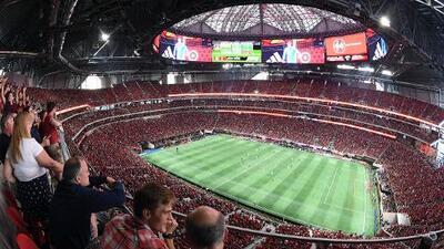 El récord de espectadores registrado por Atlanta United tiene impacto a nivel mundial