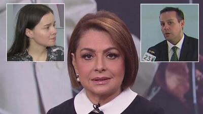 """""""Fue un acuerdo"""" o """"que se haga lo correcto"""": María Antonieta Collins relata qué le dijeron los hijos de José José"""