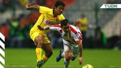 Un América vs Necaxa que cambió la historia del futbol mexicano