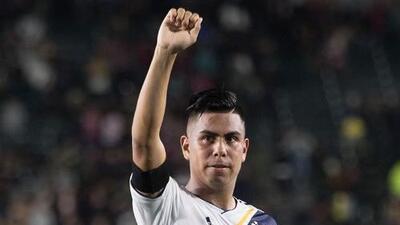"""Para el técnico de LA Galaxy """"Efraín Álvarez no puede perder tiempo pensando en la selección"""""""