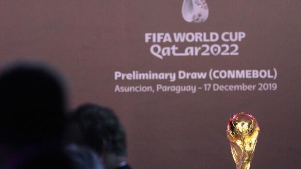Conmebol suspende doble fecha eliminatoria rumbo a Qatar 2022