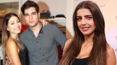 Michelle Renaud niega haberse burlado de la exesposa de Danilo Carrera