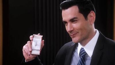 Ricardo está listo para pedirle a Alejandra que se case con él