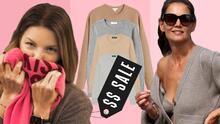 La Insider encuentra el suéter de cashmere de las famosas (que sí puedes pagar)